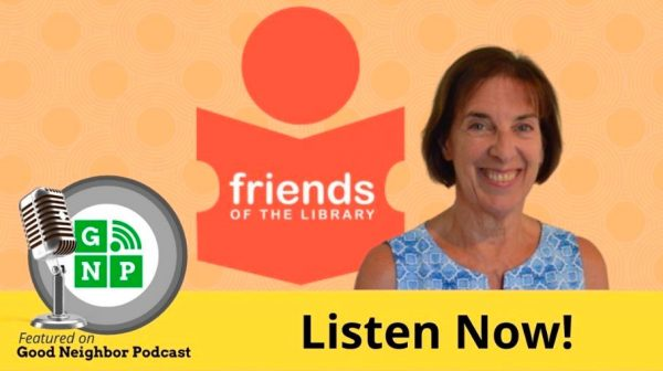 Good Neighbor Podcast Featuring Trish Benisch | Collier-Friends