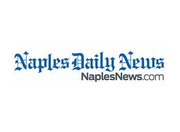 Naples Daily News Logo | Friends of the Library of Collier County Donors