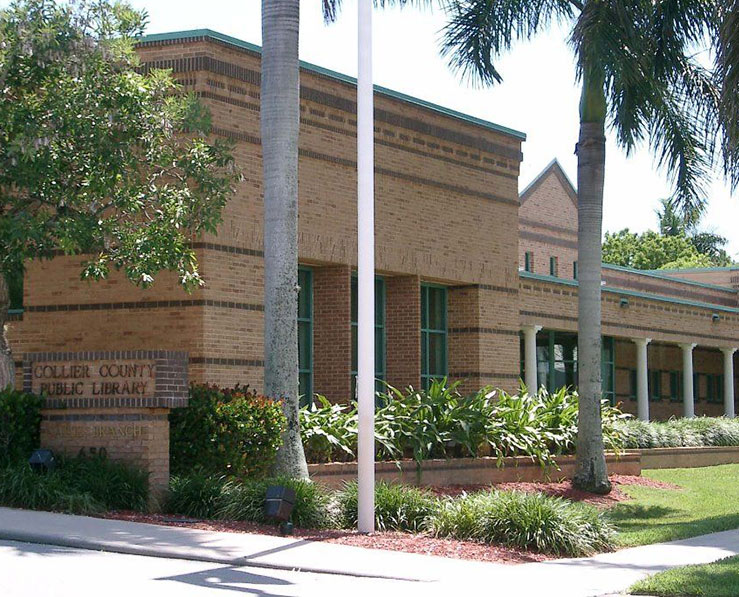 Naples Regional Library | Friends of the Library of Collier County